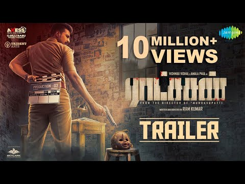 Ratsasan Official Trailer
