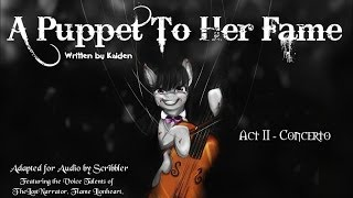 Pony Tales [MLP Fanfic Readings] 'A Puppet To Her Fame -- Act II' by Kaidan (darkfic/romance)