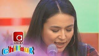 ASAP Chillout: Zia Quizon sings 'Ako Na Lang'