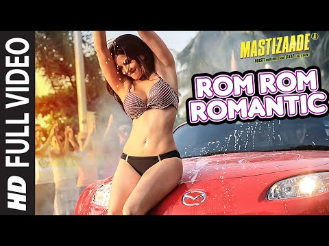 Download Rom Rom Romantic FULL VIDEO SONG | Mastizaade | Sunny Leone, Tusshar Kapoor, Vir Das | T-Series HD Mp4 3GP Video and MP3