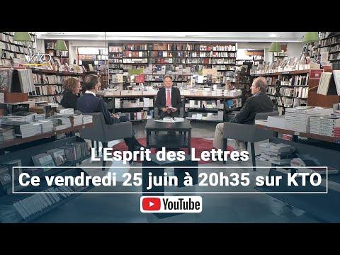 Esprit des lettres : Clotilde Brossolet, Olivier Latry, Jean-Marie Rouart