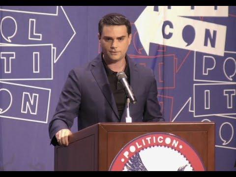 Ben Shapiro AMAZING Keynote Speech at Politicon 2018