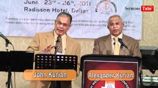 Southwest Brethren Conference (SWBC) - 2011 : Christian Message By Dr. Alexander Kurian