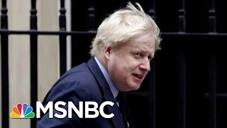Boris Johnson Tests Positive For Coronavirus | MSNBC