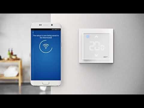 DEVIreg™ Smart и приложение DEVIsmart™ App