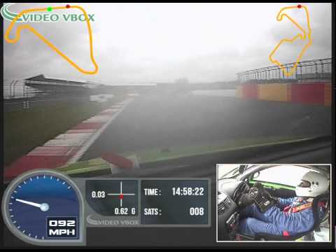 Silverstone 2014 – Race 2 – Steve Potts