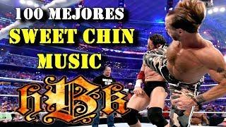 90 MEJORES SWEET CHIN MUSIC De SHAWN MICHAELS En WWE