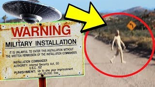 AREA 51: ALIEN and UFO SIGHTINGS