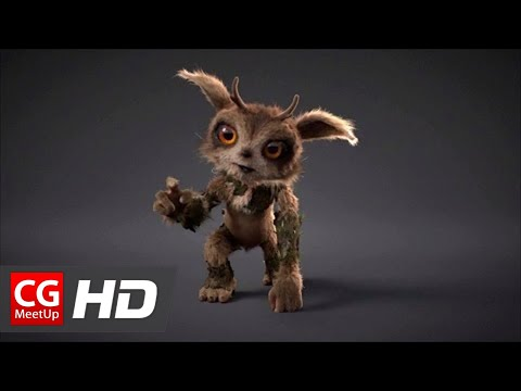 "CGI 3D Animation Short Film HD: ""Murphy Short Film"" by ISART DIGITAL"