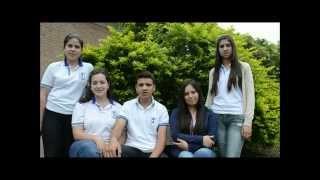 preview picture of video 'COL. SEC. DR. MIGUEL LILLO 2014 -  VILLA QUINTEROS'