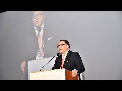 Welcome Address by Hans Werner Reinhard at ISA 2018