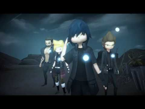 Final Fantasy XV: Pocket Edition HD for Nintendo Switch | First 30 Minutes & Boss Battle Gameplay