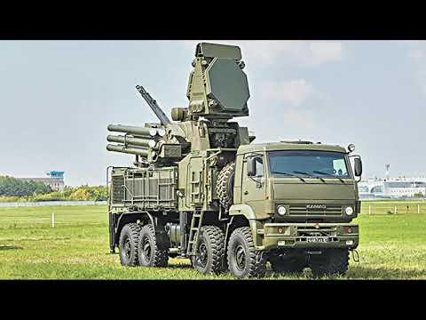 🌍 Панцирь C1 прикроет Триумфов в Крыму