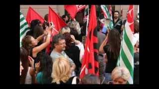 preview picture of video 'Phonemedia, sciopero 11 settembre 2009'