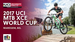 2017 UCI Mountain bike Eliminator World Cup - Waregem (BEL)