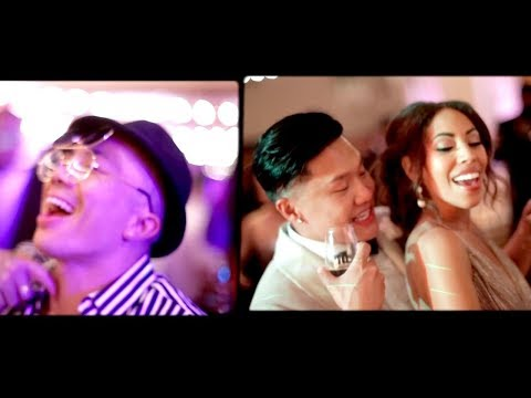 Most Lit Wedding Ever - Timothy DeLaGhetto & Chia (the short music video cut)
