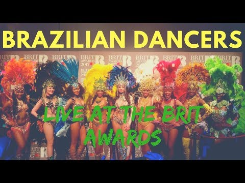 Brazilian Dancers Video