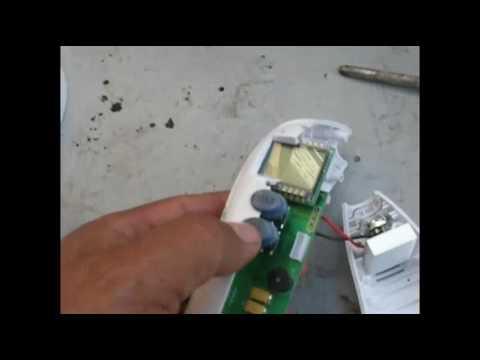 Reparacion  lampara de fotocurado  dental