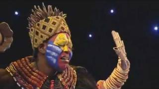 The cast of The Lion King perform 'He Lives in You' on GMTV.mp4