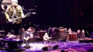 Tom Petty & The Heartbreakers - Swingin' - Red Rocks 5/30/17