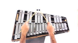 Keyboard Percussion Lesson 1: The Grip & Stroke