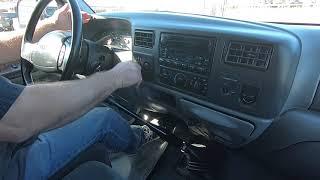 2002 Ford F250 7.3L Manual Wheel Kinetics