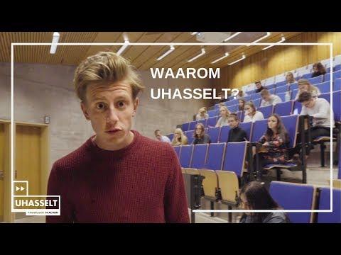 Waarom jij aan UHasselt moet komen studeren