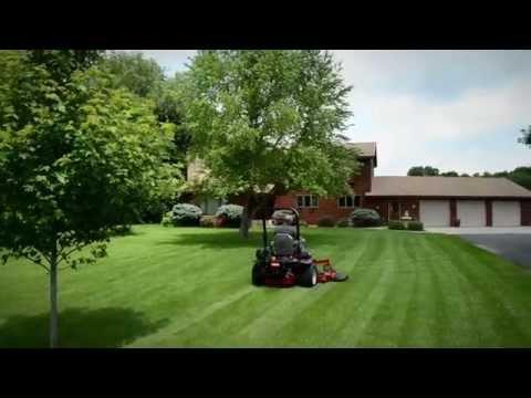 Heavy Duty Zero Turn Mowers - Toro® Z Master® Commercial Z