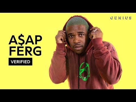 "A$AP Ferg ""Floor Seats"" Official Lyrics & Meaning | Verified"