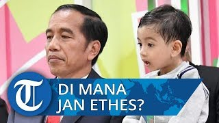Tak Hadir dalam Pelantikan Presiden Jokowi, di Mana Jan Ethes?