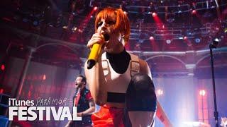 Paramore - CrushCrushCrush -(iTunes Festival 2013)- [HD]