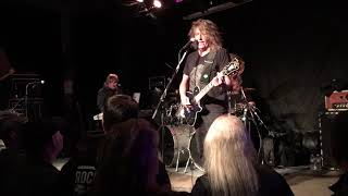 "ZEBRA ""Better Not Call"" live 10/19/18 at Debonair Music Hall"