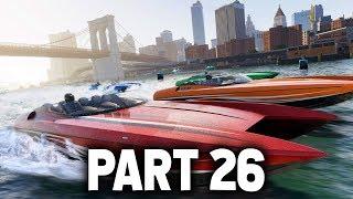 The Crew 2 Gameplay Walkthrough Part 26 - BOAT PRO (Full Game)