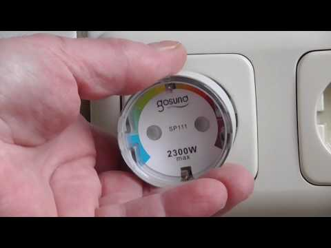 Gosund SP111 kleinste WiFi Home smart Socket Steckdose mit