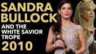 Sandra Bullock and The Blind Side's White Savior Problem