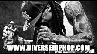 Kadr z teledysku Green and Yellow tekst piosenki Lil Wayne