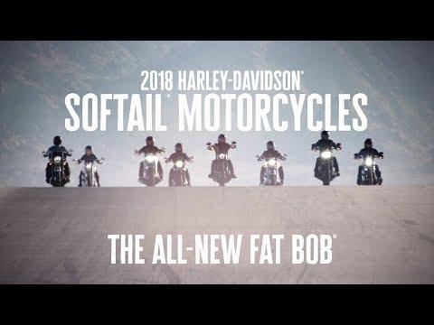 2018 Harley-Davidson Fat Bob®114 in Sunbury, Ohio