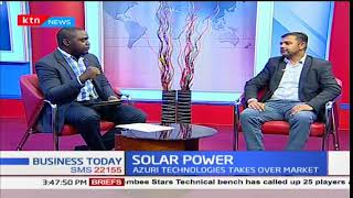 Solar Power: Azuri technologies takes over market