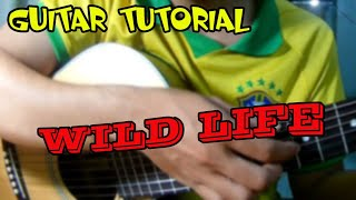 OneRepublic - Wild Life | Guitar Tutorial