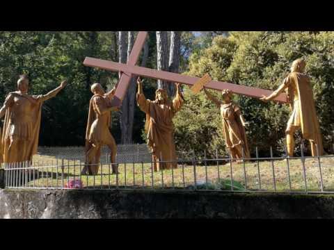 Preview video Pellegrinaggio a Lourdes dal 23 al 26 settembre 2016