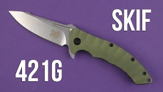 Skif 421G - відео 1