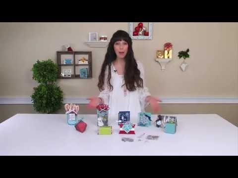 Sizzix Sneak Peek: Christmas Collection by Lindsey Serata