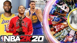 NBA 2K20 Wheel of ACL Tears