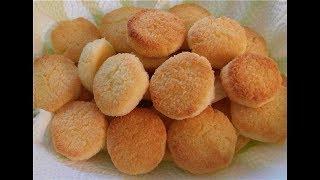 Рецепт приготовления творожного печенья! Вкусно и просто)))