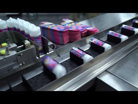 YouTube Video zu The Custard Shoppe Butterscotch Aroma 18 ml für 60 ml