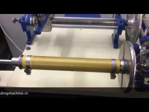 Resistor Winding Machine
