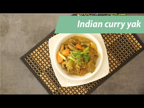 印度咖哩燜牛腩!好吃!製作簡單!吃貨保證!