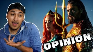 AQUAMAN - OPINION