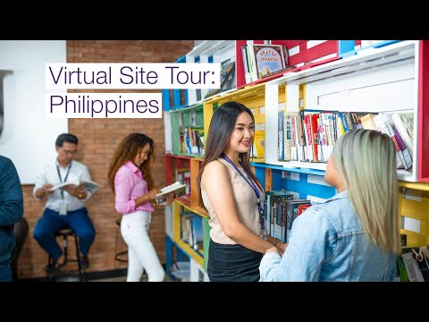 Virtual Site Tour - TELUS International Philippines