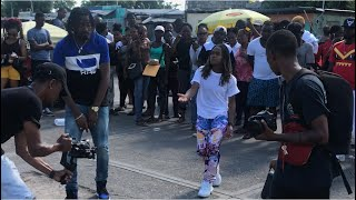 KOFFEE AND GOVANA VIDEO SHOOT JAMAICA VLOG 141